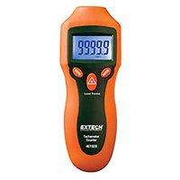 Extech 461920 Mini Laser Photo Tachometer Counter Laser Light Source
