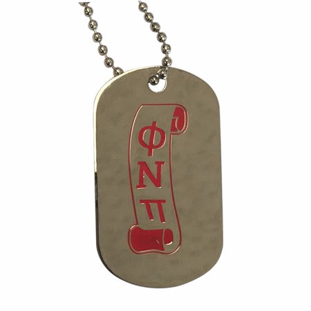 G464 Kappa Alpha Psi Nupe Dog Tag