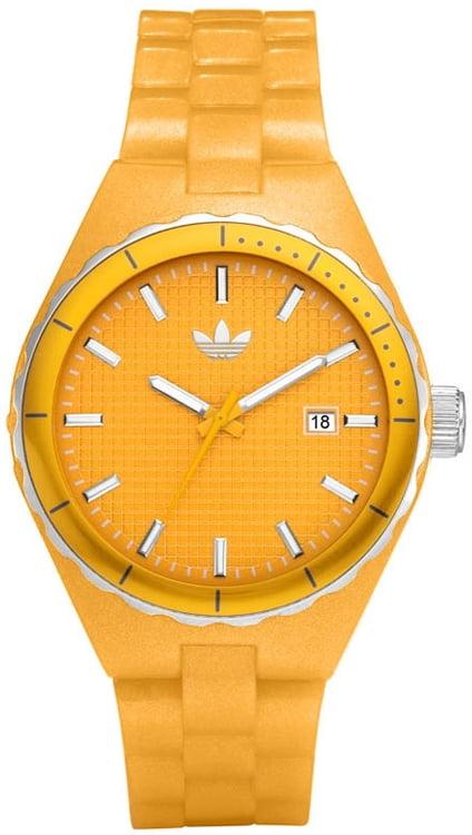 Adidas Cambridge Mini Yellow Paint Unisex Watch ADH2105 by Adidas