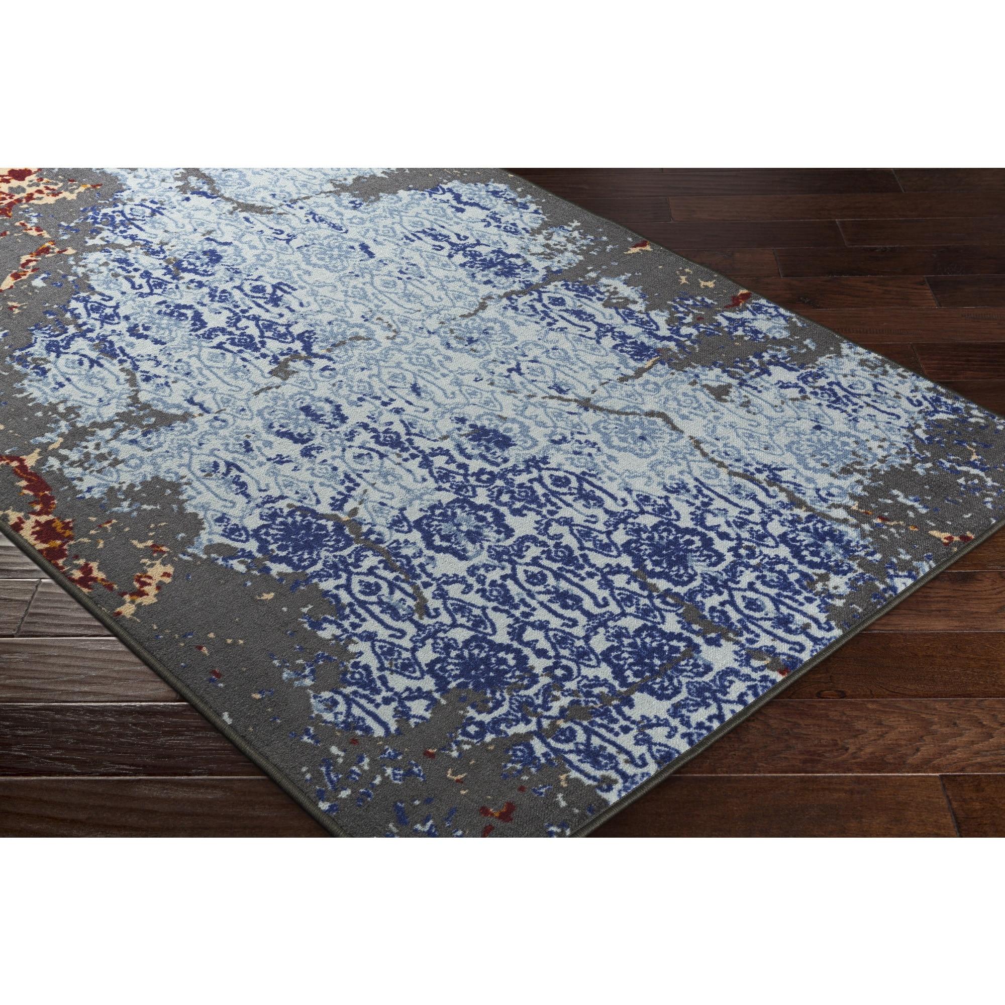 "Surya Carpet, Inc. Machine Woven Atkins Nylon Rug (1'10"" ..."