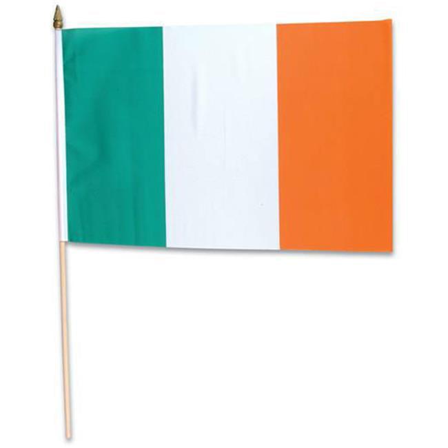 DDI 1934740 12 x 18 in. Irish Flag by DDI