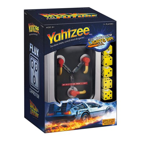 Yahtzee  Back To The Future Collectors Edition Board Game