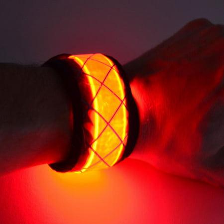 Led Light Bracelet (GlowCity LED Light Up Slap)