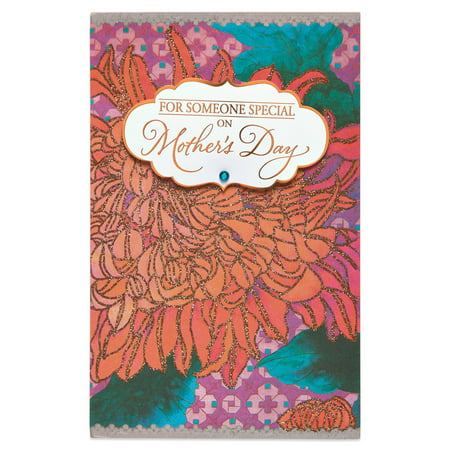 American greetings someone special mothers day card with glitter american greetings someone special mothers day card with glitter m4hsunfo