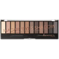 2 Pack - Rimmel  Magnifyeyes Eye Palette, Keep Calm and Wear Nude 0.5 oz