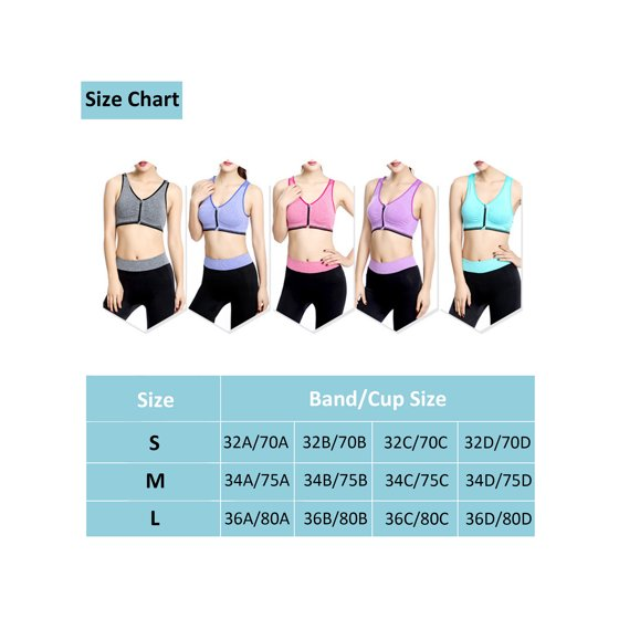 44758f3e17 SAYFUT - SAYFUT Women s Seamless Sport Bra Active Gym Yoga Workout ...