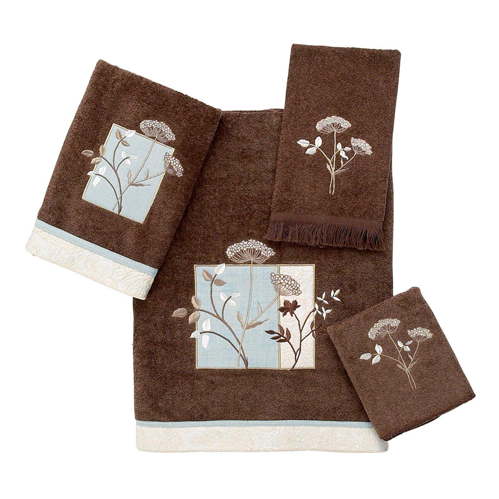 Avanti Linens Queen Anne 4-Piece Towel Set