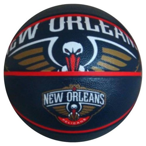 Spalding NBA Team Courtside Basketball - Size 7