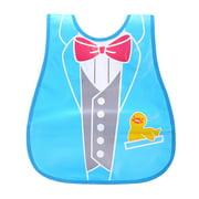 Egmy Cute Kid Infant Bibs Baby Soft Cartoon Bib Waterproof Saliva Dripping Bibs