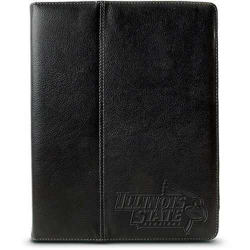 Centon iPad Leather Folio Case Illinois State University