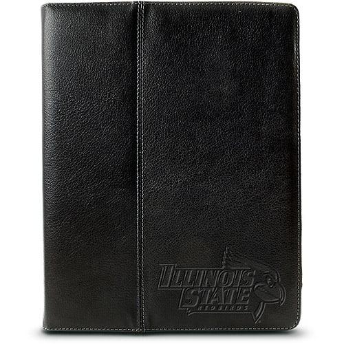 Centon iPad Leather Folio Case Illinois State University