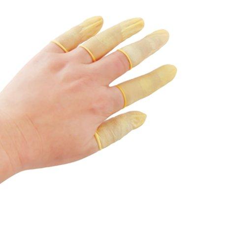 973pcs Anti Static Esd Rubber Finger Caps Cots Protector