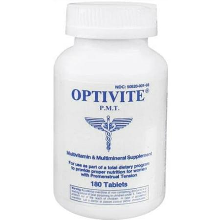 OPTIVITE PMT comprimés 180 comprimés (Paquet de 3)