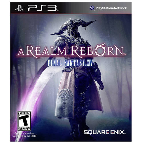 Final Fantasy XIV: A Realm Reborn (PS3) - Pre-Owned