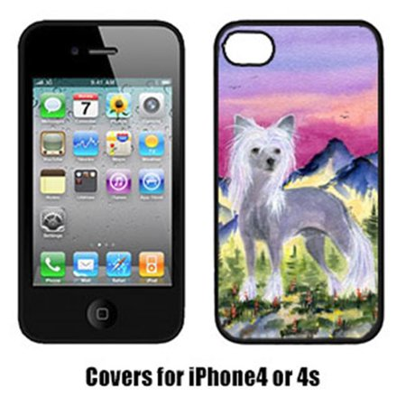- Chinese Crested Cell Phone cover IPHONE4