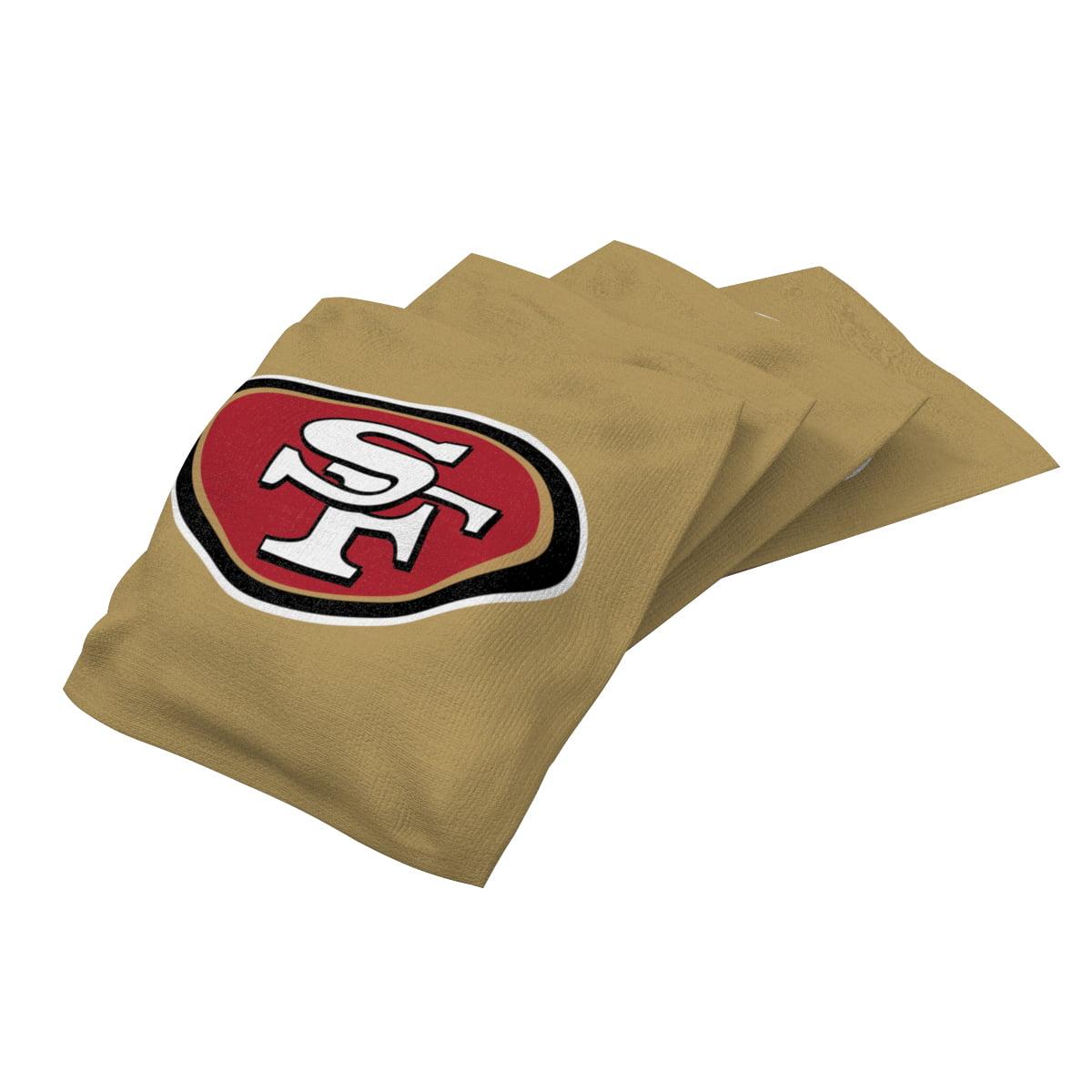 XL Bean Bag 4pk Green Bay Packers Yellow