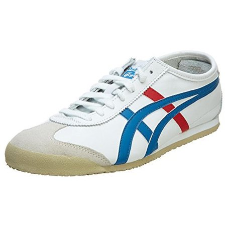 Onitsuka Tiger Mens Leather Flat Running, Cross Training