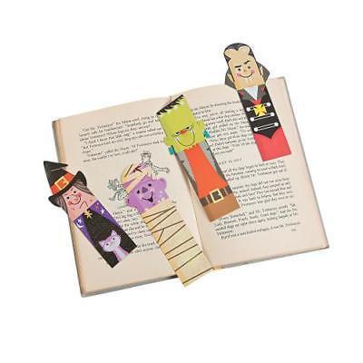 IN-13743440 Halloween Bookmarks