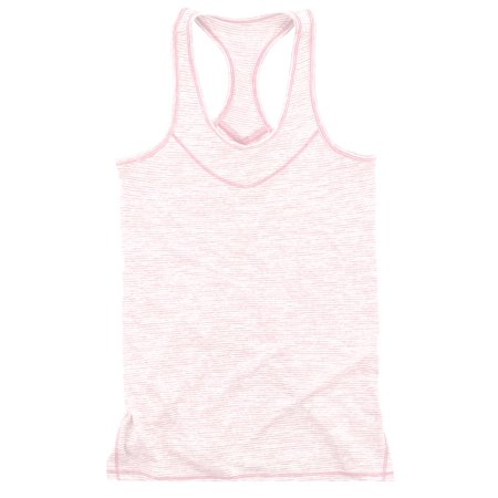 Hometown Clothing Bundle: Boxercraft Tiger Slub Flowy Tank & 10% off coupon for a future purchase with us, Pale Pink-XL