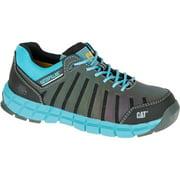 """CAT Footwear Chromatic Composite Toe - Maui Blue 5.5(M) Womens Work Shoe"""