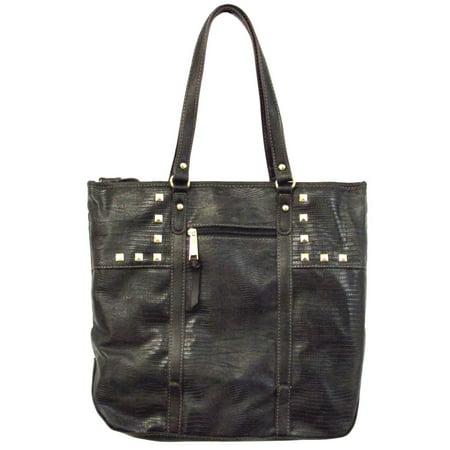 XOXO Kemba Double Handle Tote (Ladies Handbags Xoxo)