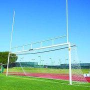 2-Pc Combo Football and Soccer Goal Post with Net