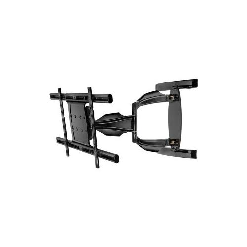 Peerless wall arm mount - Extends the flat panel screen up to 27.55 in. from the wall & allowing for a full 180 degrees