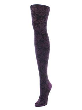 ebad3adf5 Purple Womens Hosiery   Tights - Walmart.com