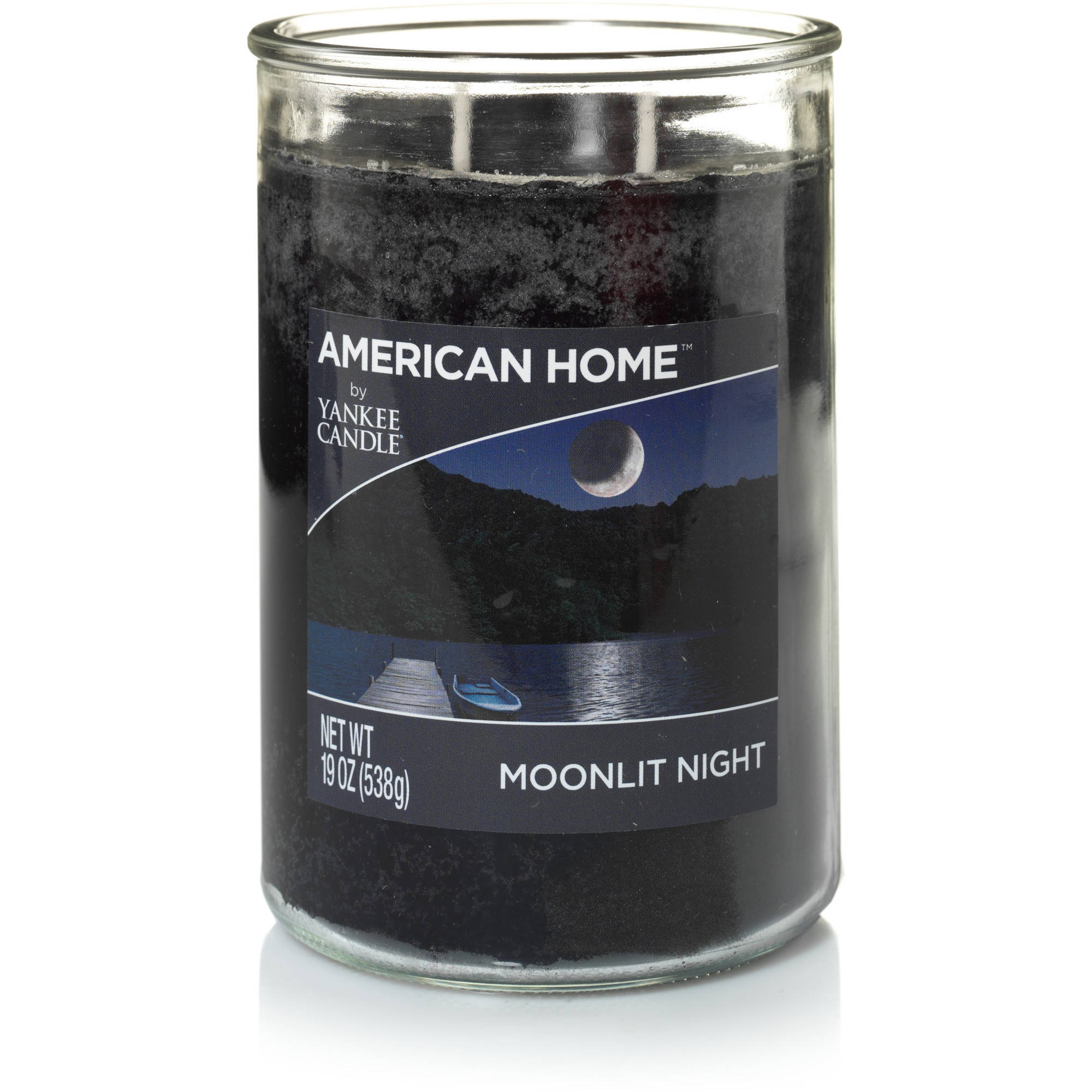 American Home by Yankee Candle Moonlit Night, 19 oz Large 2-Wick Tumbler