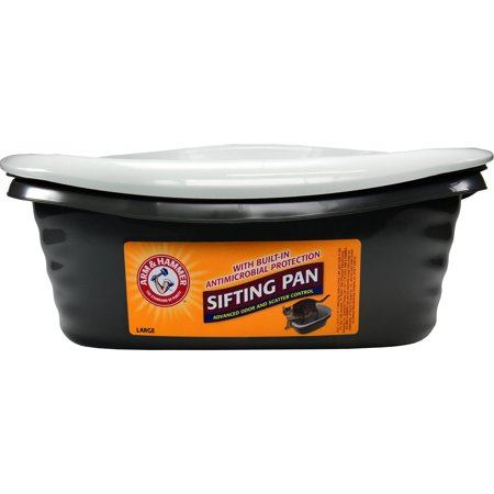 Arm & Hammer Large Sifting Cat Litter Box (Best Kitty Litter Box)