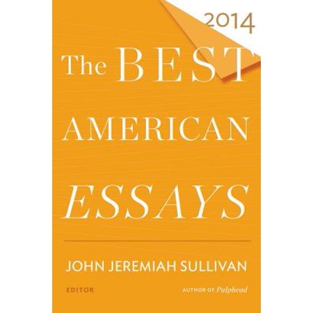 The Best American Essays 2014 - eBook