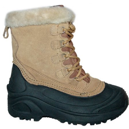TREKKER Mens Brown Rugged Hiking Boots Shoes