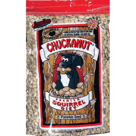 Chuckanut Products-Premium Squirrel Diet 3 Pound