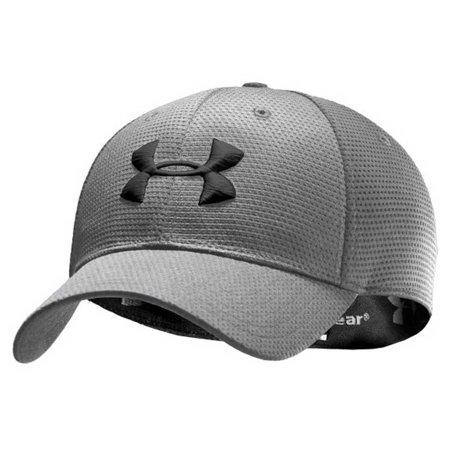 a52d9134 Under Armour Men's UA Blitzing II Stretch Fit Baseball Cap Hat 1254123