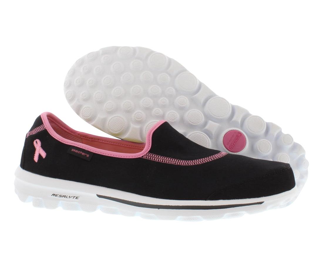 bfc06058adb63 Skechers - Skechers Go Walk Breast Cancer Awareness Women's Shoes Size -  Walmart.com