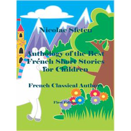 French Halloween Stories For Kids (Anthology of the Best French Short Stories for Children -)