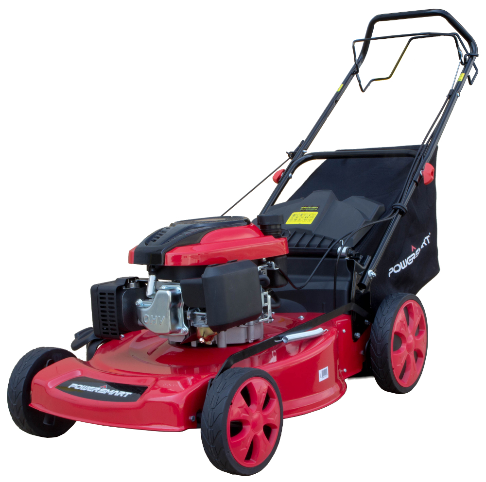 PowerSmart DB8631 22 inch 3- in-1 196cc Gas Self Propelled Mower