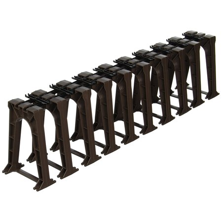 Elevated Trestle Set, For use with traditional and O-27 gauge track By (Lionel Graduated Trestle Set)