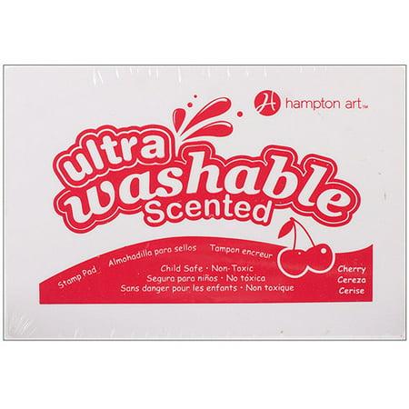 - Hampton Art Scented Washable Ink Pad-Cherry