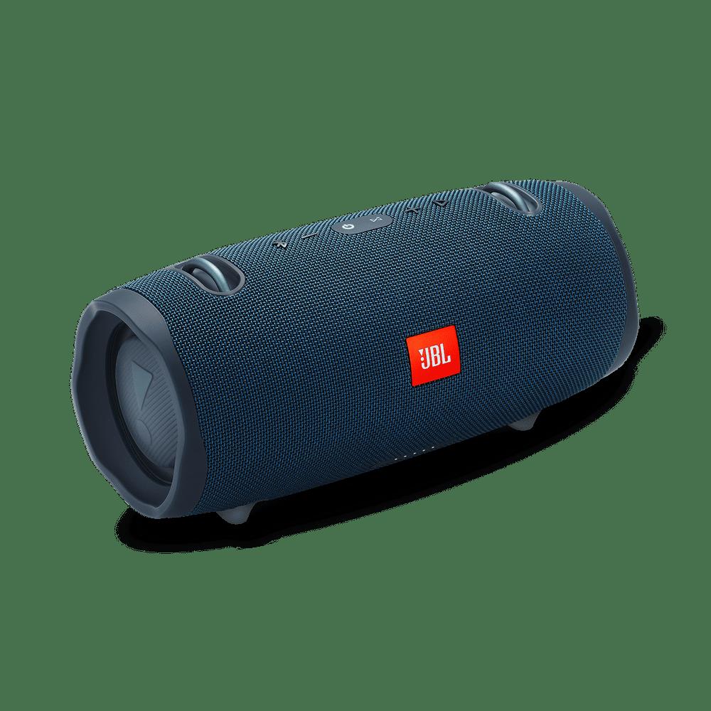 JBL Xtreme 2 Portable Bluetooth Speaker, Blue - Manufacturer Refurbished