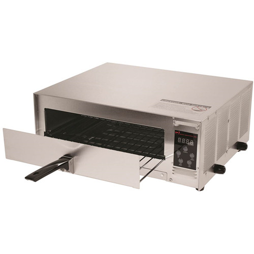 Wisco Industries, Inc. Pizza Pal Plus Digital Snack Oven ...