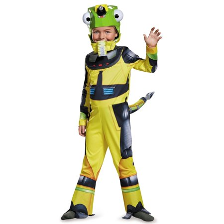 Dinotrux Revitt Deluxe Toddler Halloween Costume, 3T-4T](Wholesale Transformers)