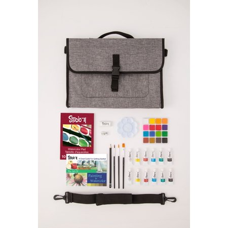 37 Piece Set - Studio 71 Mixed Media Art Set, 37 Pieces