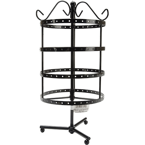 Darice 4 Tier Spinning Earing Rack