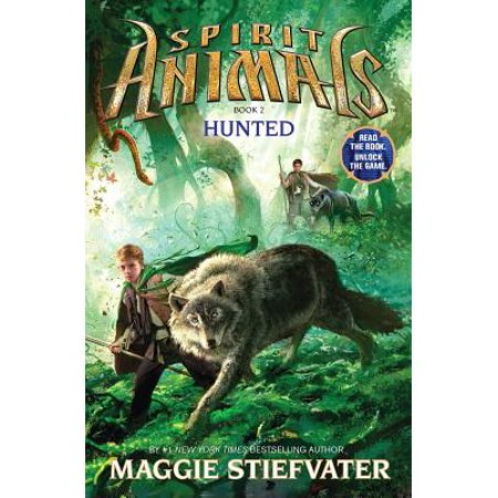 Spirit Animals: Book 2: Hunted (Hardcover) (Bonnie Hunt Cheaper By The Dozen 2)