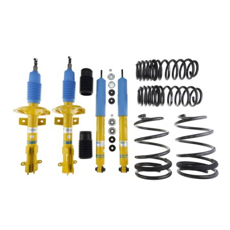 Bilstein B12 (Pro-Kit) 12-14 Ford Mustang Shelby GT500 V8 Front & Rear  Complete Suspension Kit