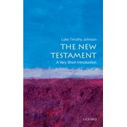 The New Testament: A Very Short Introduction - eBook
