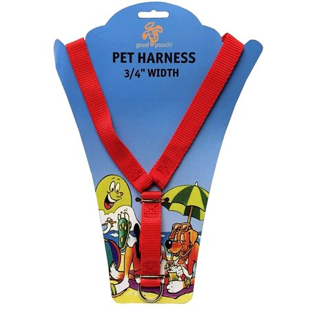 Good Pooch Dog Non-Pulling Harness Easy Fit Comfort Control Pet Harness (Best Non Pull Dog Harness)