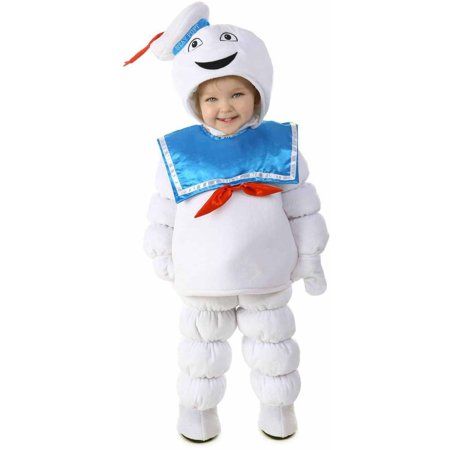 Ghostbusters Stay Puft Toddler Halloween Costume for $<!---->