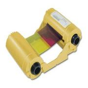 Zebra Load-N-Go Colour Ribbon for ZXP Series 1 - YMCKO 800011-140